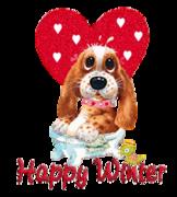 Happy Winter - ValentinePup2016