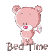 Bed Time - ShyTeddy