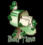 Bed Time - StPatrickMailbox16