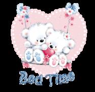 Bed Time - ValentineBearsCouple2016