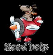 Need help - DogFlyingPlane