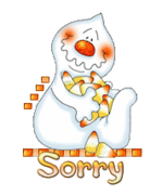 Sorry - CandyCornGhost
