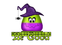 Be Good - CandyCornWitch