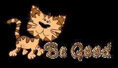 Be Good - CuteCatWalking