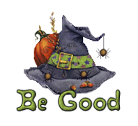 Be Good - CuteWitchesHat