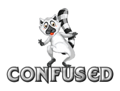 Confused - RaccoonStepOnName