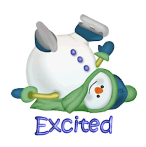 Excited - CuteSnowman1318
