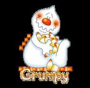 Grumpy - CandyCornGhost
