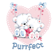 Purrfect - ValentineBearsCouple2016