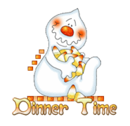 Dinner Time - CandyCornGhost