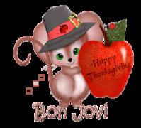 Bon Jovi - ThanksgivingMouse