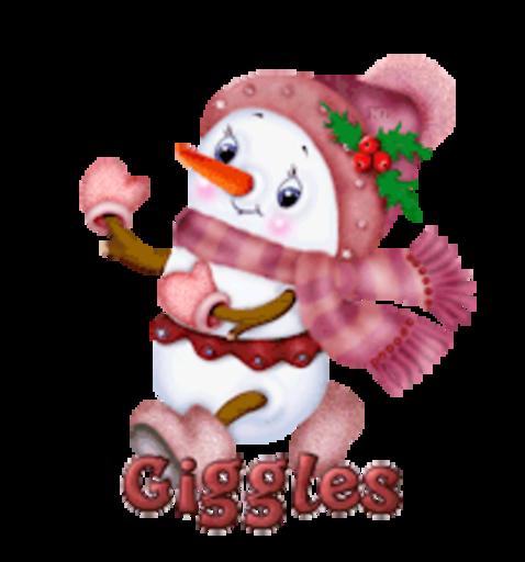 Giggles - CuteSnowman