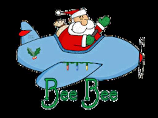 Bee Bee - SantaPlane