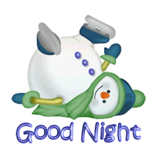 Good Night - CuteSnowman1318