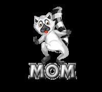 Mom - RaccoonStepOnName