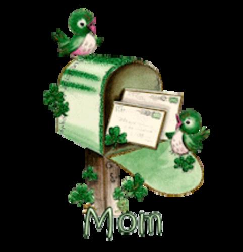 Mom - StPatrickMailbox16