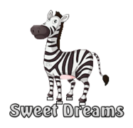 Sweet Dreams - DancingZebra