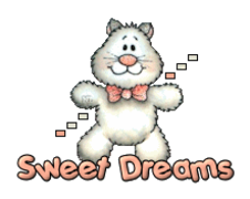 Sweet Dreams - HuggingKitten NL16