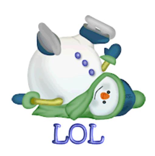 LOL - CuteSnowman1318