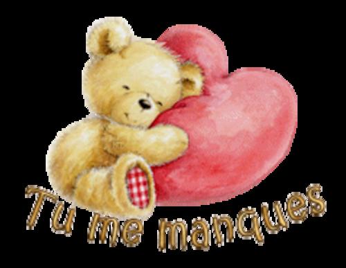 Tu me manques - ValentineBear2016
