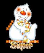 Super - CandyCornGhost