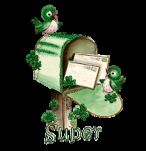 Super - StPatrickMailbox16