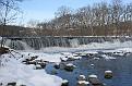 Graue Mill Falls in Winter 8