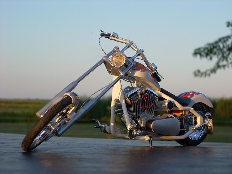 Tribal Killer chopper Moto078-vi