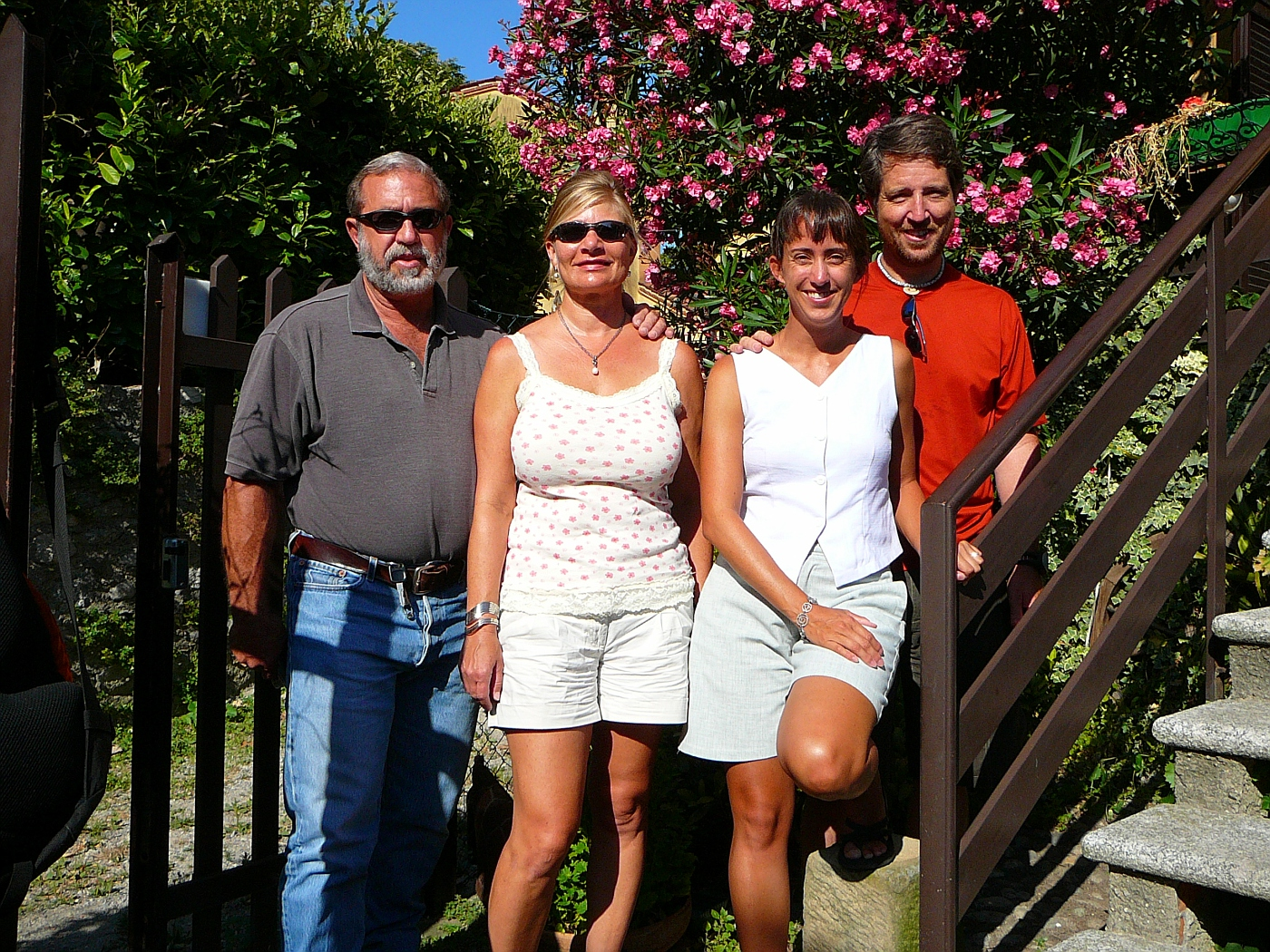 Hoyt, Shellie, Shelly and Troy