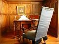 Antique Desk, Chair, etc Château Lanquais