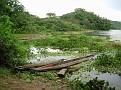 Old boats at Gamboa river