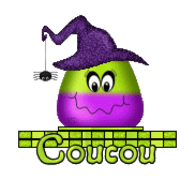 Coucou - CandyCornWitch
