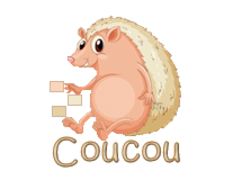 Coucou - CutePorcupine