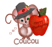 Coucou - ThanksgivingMouse