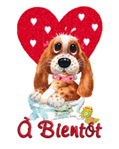 A Bientot - ValentinePup2016