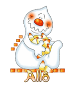 Allo - CandyCornGhost