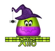 Allo - CandyCornWitch