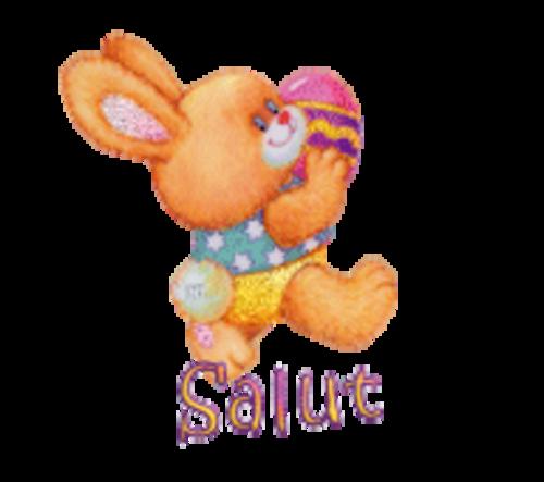 Salut - EasterBunnyWithEgg16