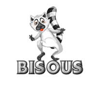 Bisous - RaccoonStepOnName