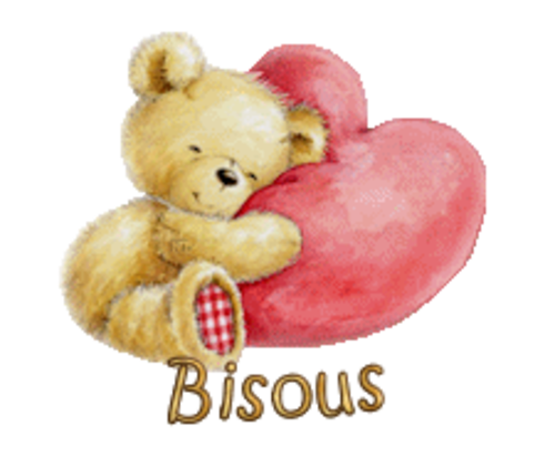 Bisous - ValentineBear2016