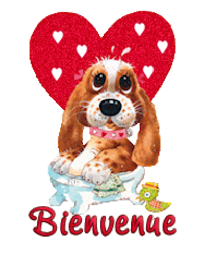 Bienvenue - ValentinePup2016