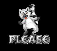 Please - RaccoonStepOnName