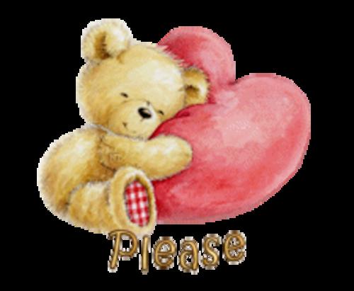 Please - ValentineBear2016