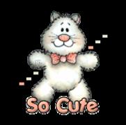 So Cute - HuggingKitten NL16