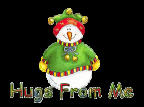 Hugs From Me - ChristmasJugler