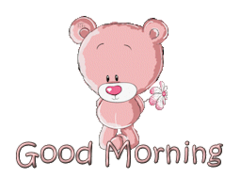 Good Morning - ShyTeddy