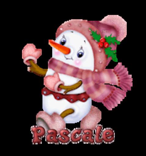 Pascale - CuteSnowman