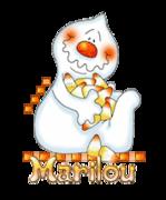 Marilou - CandyCornGhost