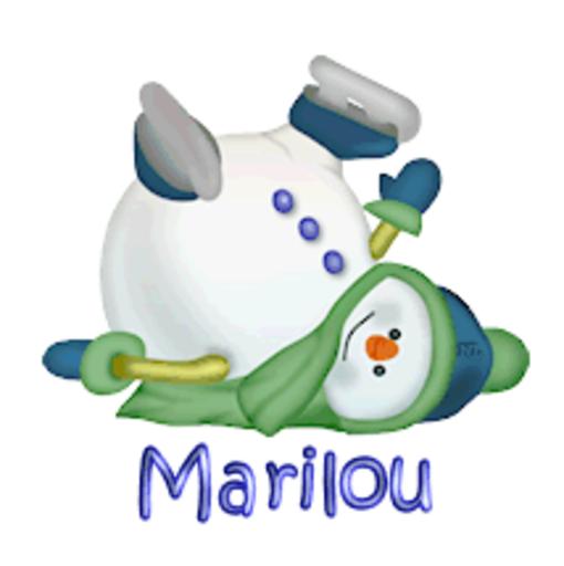 Marilou - CuteSnowman1318
