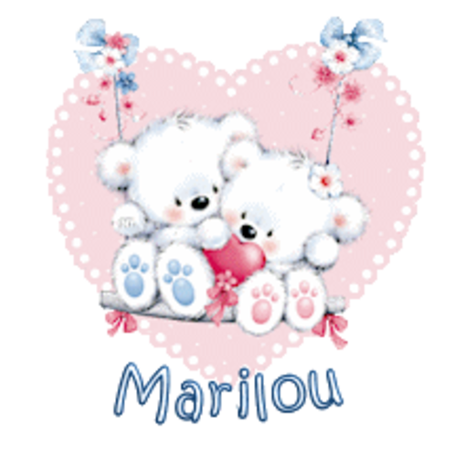 Marilou - ValentineBearsCouple